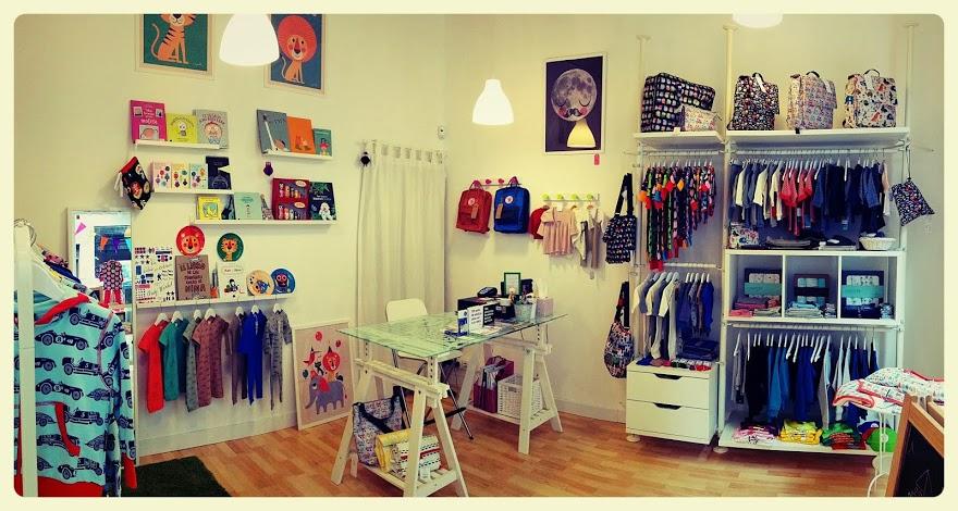 tiendas ropa niños | oscar y carolina
