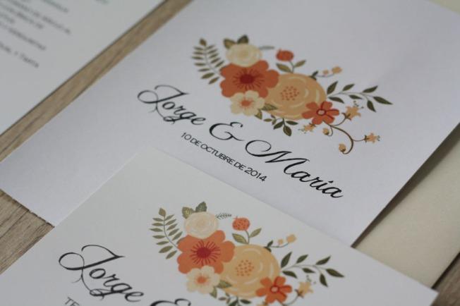 Coleccion Invitaciones Boda 2014